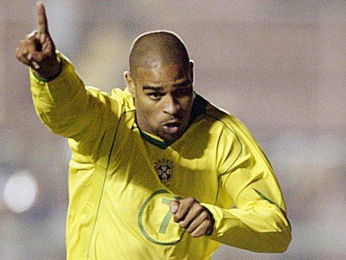 Adriano costuma marcar contra os Argentinos