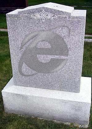 Novo movimento no Twitter: O IE6 tem que morrer