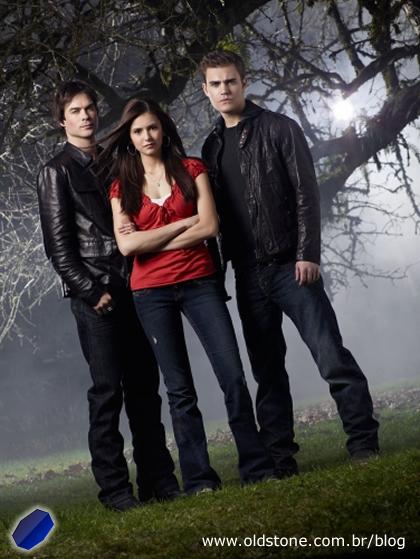 The Vampire Diaries: 1ª Temporada Garantida