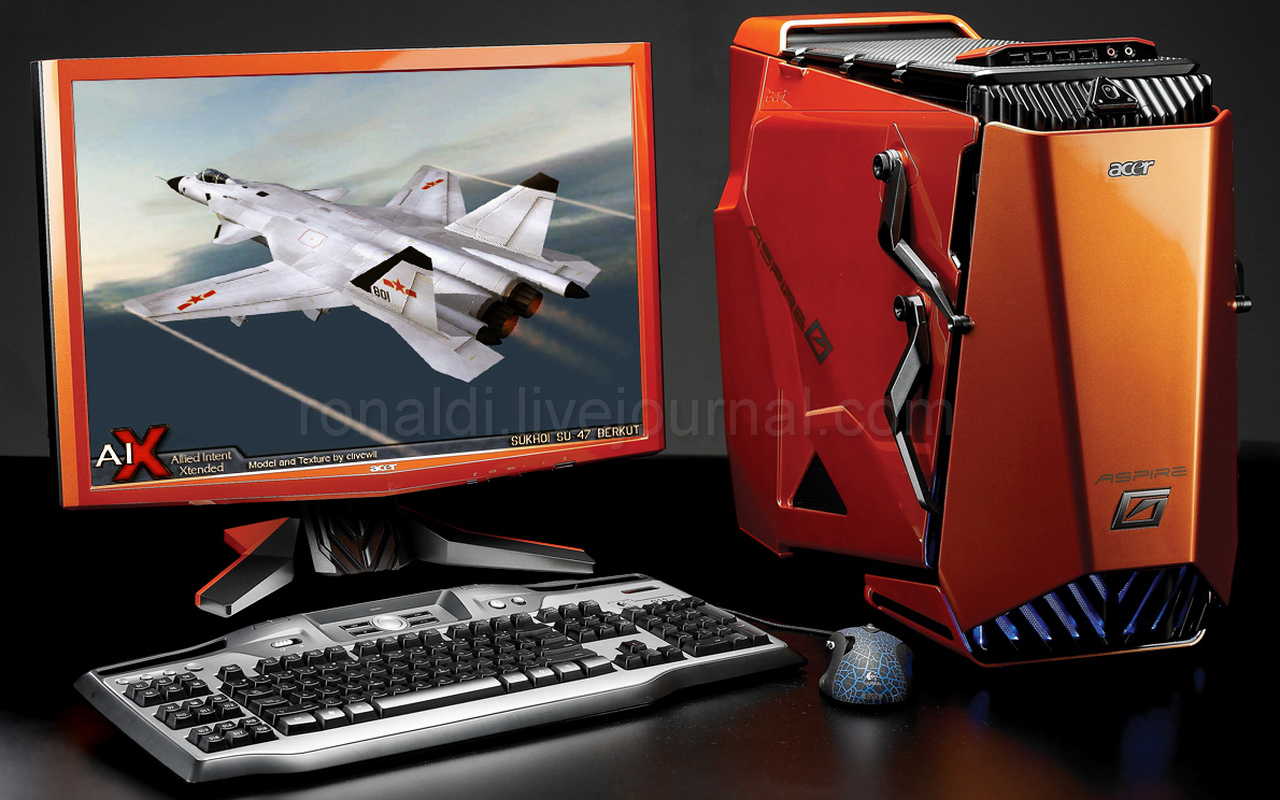 Hardware Predator O Potente Pc Para Gamers Blog Da