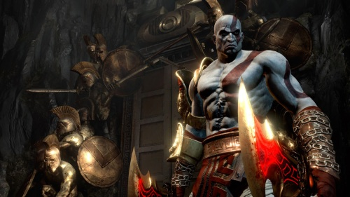 God Of War 3  - Kratos